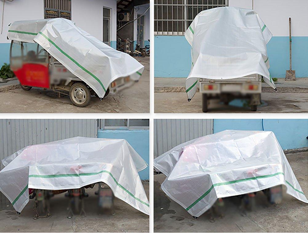 HQCC HQCC HQCC Addensare Telone Impermeabile Heavy Duty Tenda Isolamento Outdoor Tenda Parasole Tendalino Parasole Trappola Coperture di Fogli di Terra Coperture di Stoffa (Dimensioni   10  12m) | 2019 Nuovo  | caratteristica  49474d