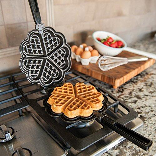 Buy stovetop waffle iron
