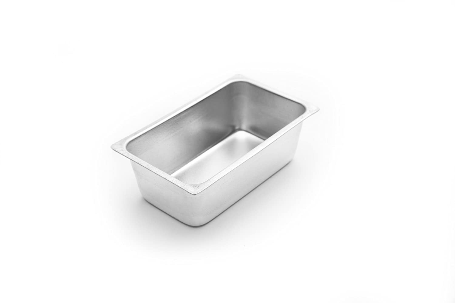 Fox Run 4668 Mini Bread Pan, Tin-Plated Steel, 4-Inch