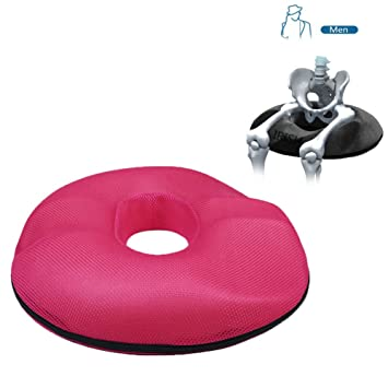Amazon.com: IRISH Donut Cushion, Anatomically-Shaped Female ...