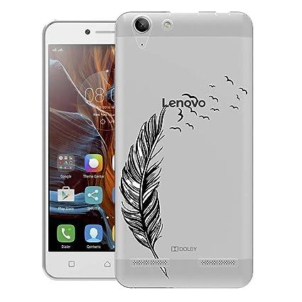 ocketcase Lenovo Vibe K5 / K5 Plus Funda, TPU Carcasa Suave Silicona Flexible Gel Funda Resistente a los Arañazos Tapa Protectora Case Cover para ...
