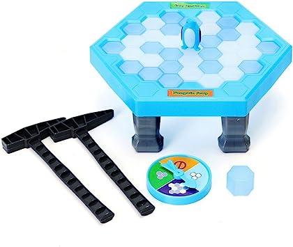 FUNTOK Puzzle Pinguino, Juegos de Mesa de Rompecabezas ...