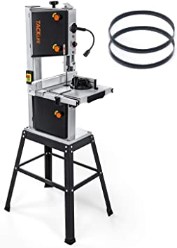 TACKLIFE Double-Speed Bandsaw - Aluminum Die-Cast Table