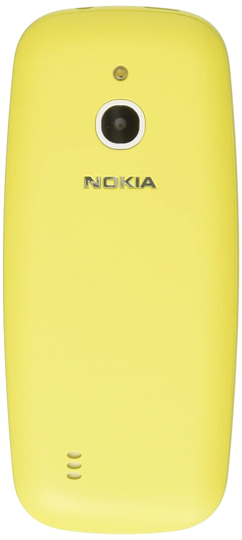 Nokia 3310/3/G Tel/éfono M/óvil Italia 64/MB Amarillo
