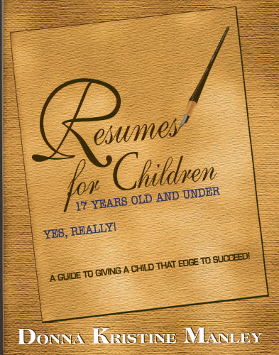 Download Resumes for Children 17 Years Old and Under pdf epub