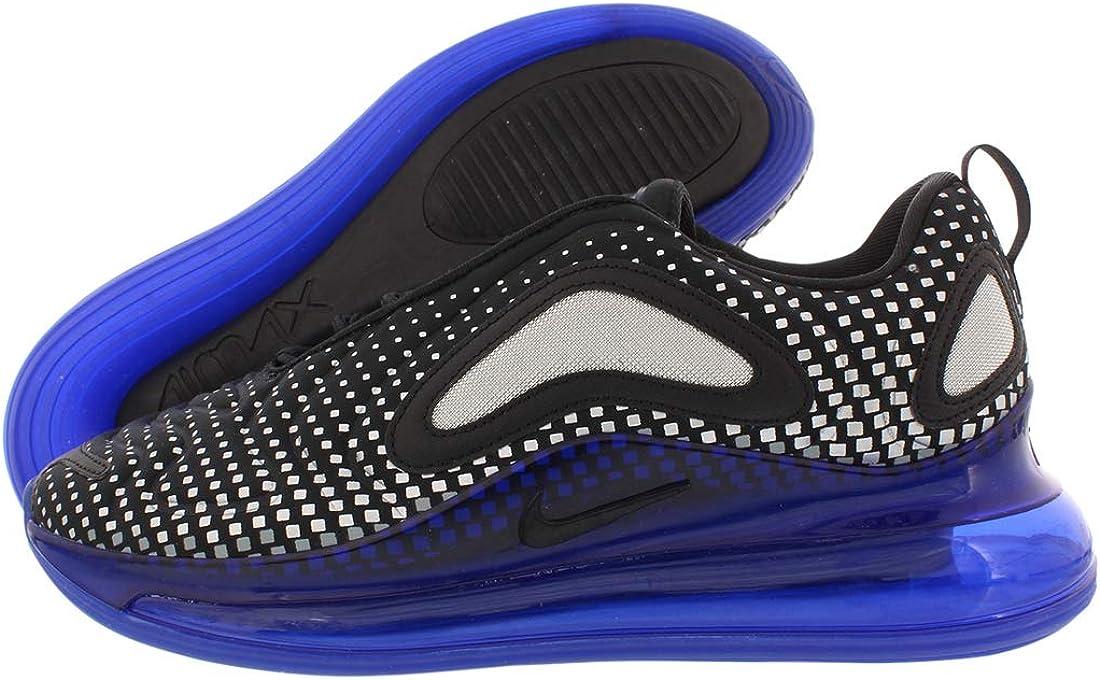 Amazon Com Nike Air Max 720 Black Racer Blue Mens Ao2924 013