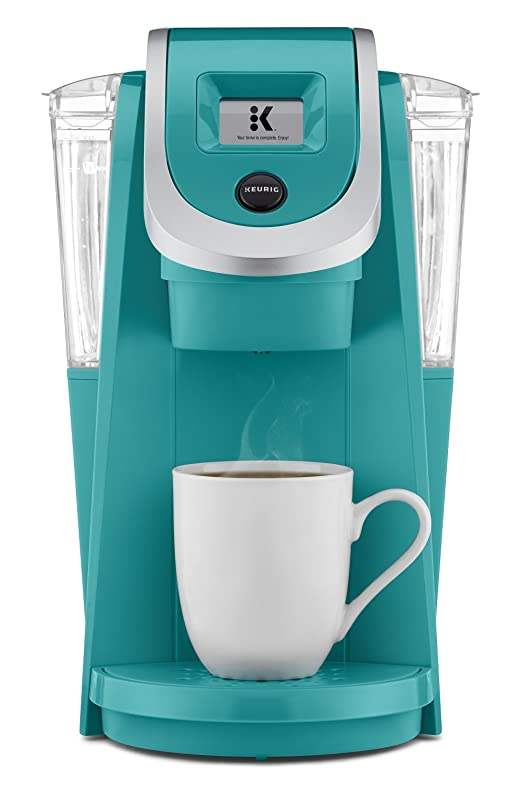 Keurig K250 Single Serve Programmable K-Cup Pod Coffee Maker Review