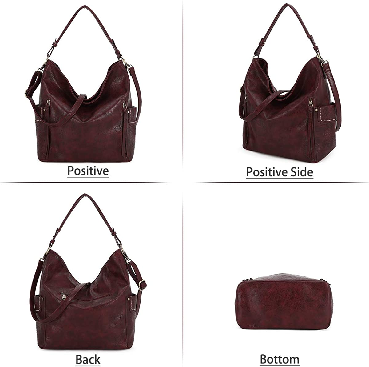 Angel Barcelo Satchel Purses for Women Hight Quality Leather Purses and Handbags,Tote Purse