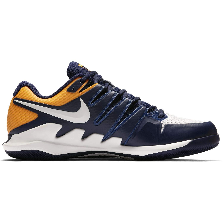 on sale 2ae2d 55c85 Amazon.com  Nike Air Zoom Vapor X HC 400 Blue Orange  Sports   Outdoors