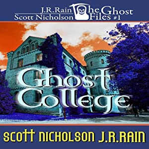 Ghost College Audiobook