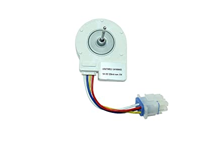 100% Quality Oem Wr60x10342 Ge Refrigerator Fan Motor Im Asm Sensor Major Appliances Parts & Accessories