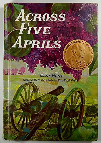 Across Five Aprils By Irene Hunt Homework!?