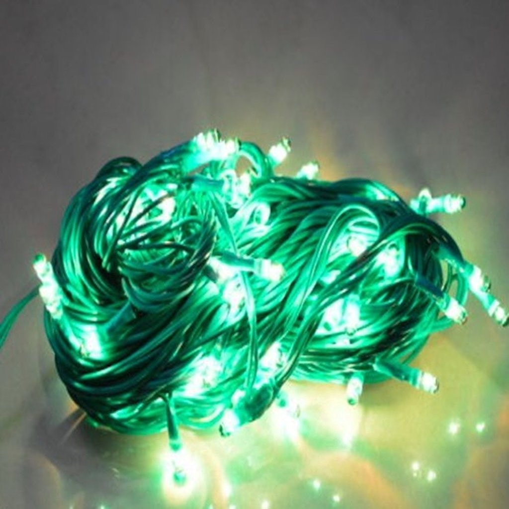 China 10 Rice Lights Serial Bulbs Ladi Decoration Lighting For Wire Christmas Wiring Review Ebooks Xmas Home Kitchen