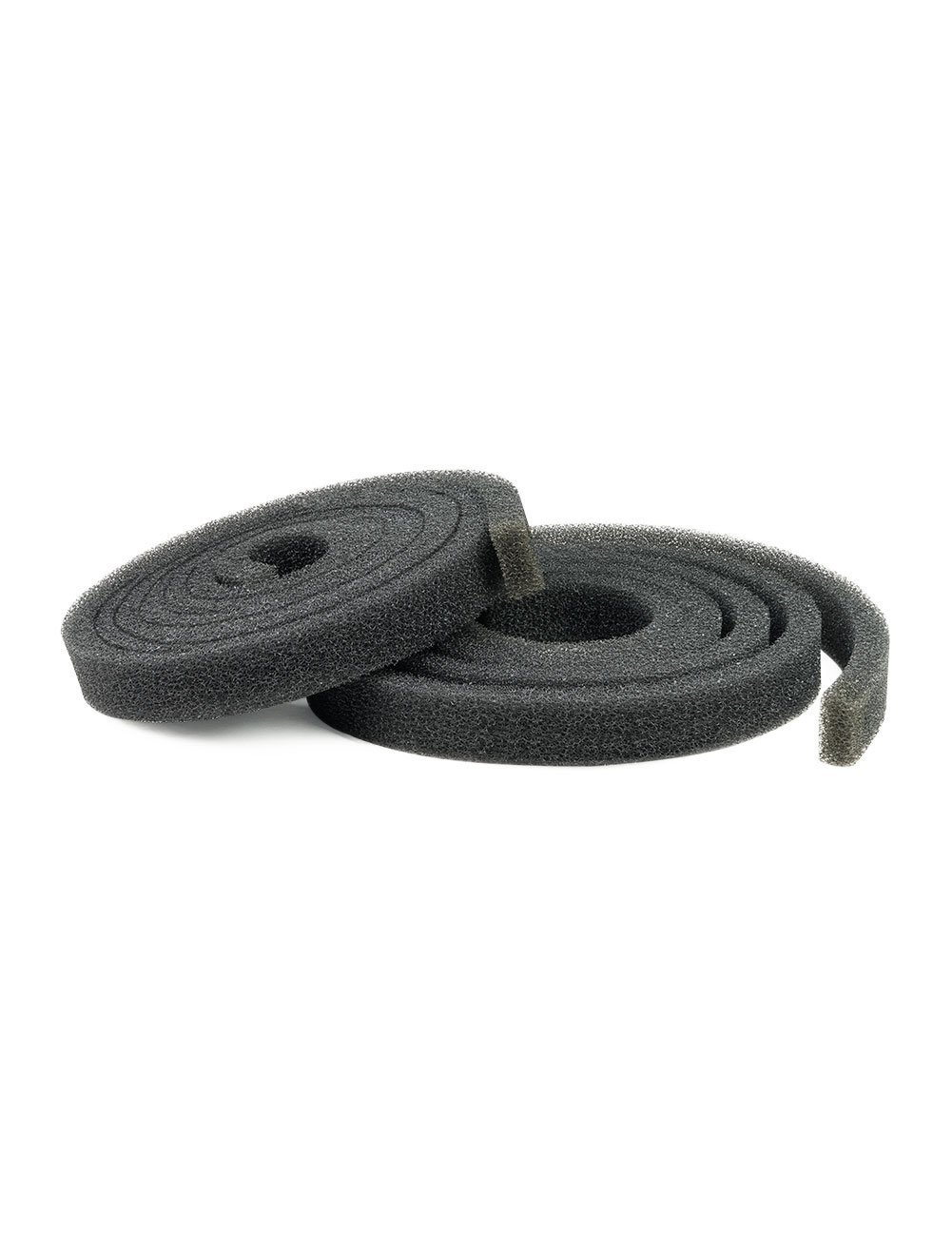 Box of 6 10 ft Reticulated Filter Foam Stripping 20PPI Rolls 1//2 Thick x 1 Wide