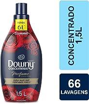 Amaciante Concentrado Downy Passion, 1,5 L