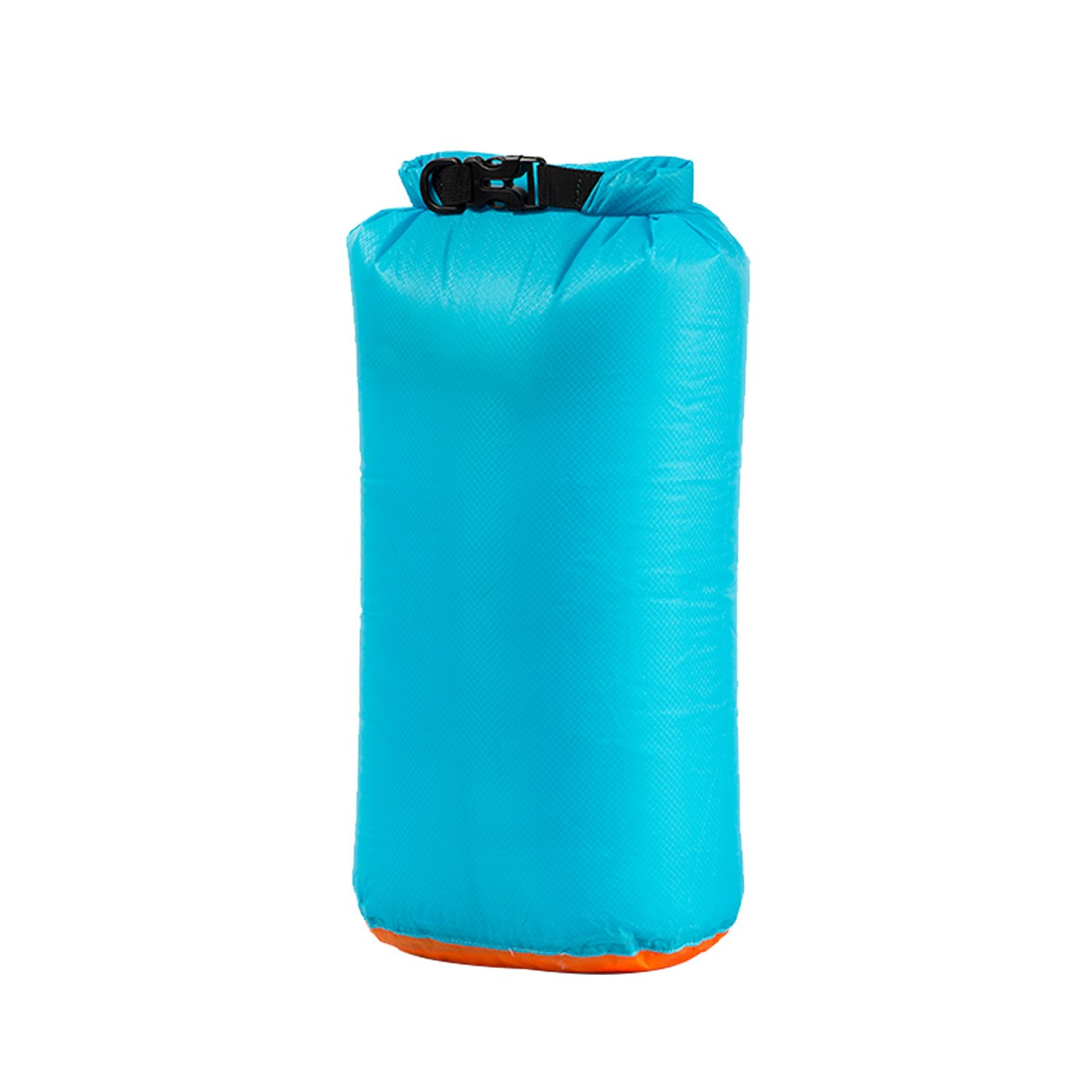 1T Waterproof Dry Bag, Ultralight Dry Sack, Roll Top Compression Sack 1T Gear