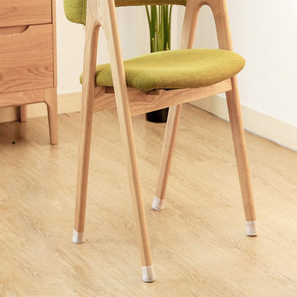 Protection de pieds de chaise Ronde Pieds de table Protection de pieds Housse de protection en silicone pour meubles Protection inf/érieure Antid/érapant Emp/êche les rayures et le bruit