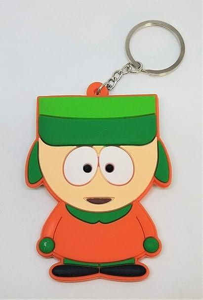 Amazon.com: South Park Kyle Broflovski Llavero de goma 3.0 ...