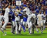 2015 Kansas City Royals World Series Champions 8X10 Team Celebration Photo