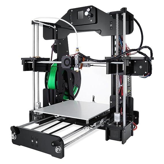 poncherish Z1 3D Impresora tamaño de impresión 220 x 220 x 240 mm ...
