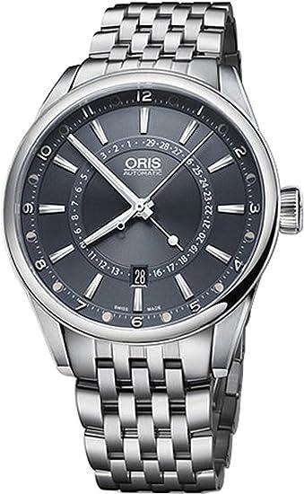 Oris 01 761 7691 4085-set MB Hombres Reloj De Tycho Brahe edición limitada pulsera