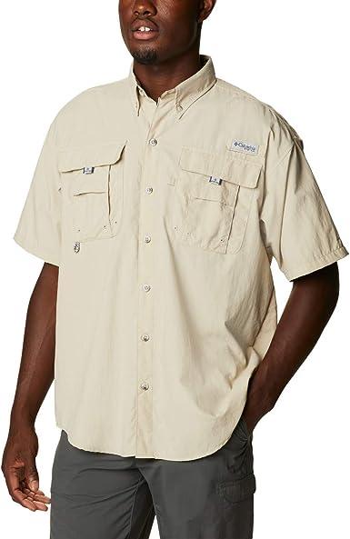 Columbia Bahama II Short Sleeve Shirt Camiseta Bahama II S/S Hombre