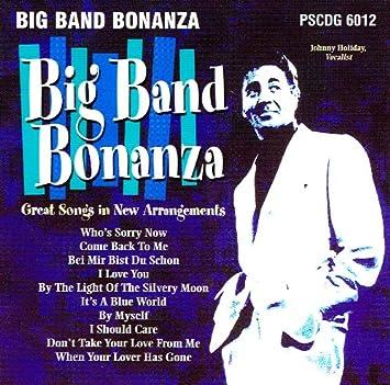 Standards) - Sing The Hits Of Big Band Bonanza (Karaoke) - Amazon