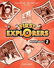 First Explorers 2 - Activity Book