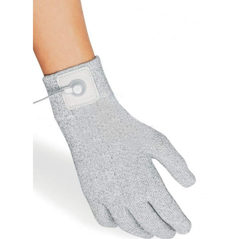 Pair of Conductive Gloves with Adapter for Denas with New Port High Quality Material by Cg (Image #1)