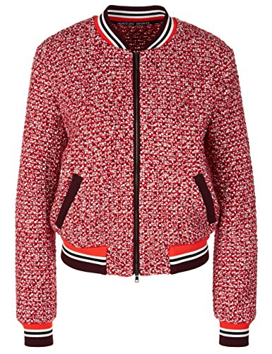 Multicolore 278 Cain Donna campari Bomber Marc Sports APqfggI