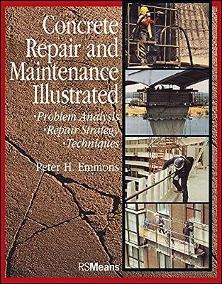 Concrete Repair And Maintenance Illustrated Pdf