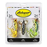 Arbogast Triple Threat Lure (3-Pack)