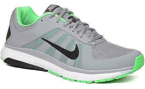 buy popular 5f93e 7edb0 Nike Men s Stealth Blk-ELECTROGREEN Running Shoes-7 UK India (41