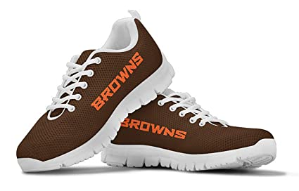 save off e4f57 7616e Amazon.com : Cleveland Themed Casual Athletic Running Shoe ...