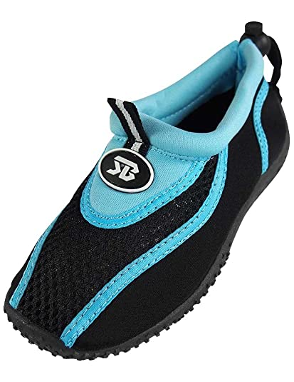 3316cbdf64c9 Starbay New Brand Kid s Blue   Black Athletic Water Shoes Aqua Socks ...