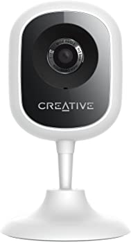 Creative Live! Cam IP SmartHD Wi-Fi Monitoring Camera