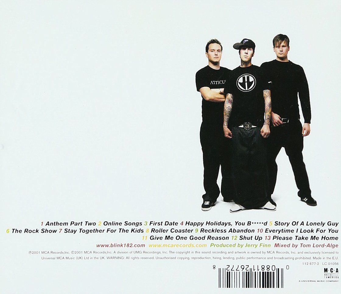 blink-182 - Take off Your Pants and Jacket - Amazon.com Music