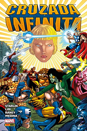 Cruzada Infinita Jim Starlin