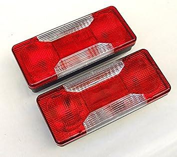 A1 2 X Rückleuchten 12 V Heckleuchte Rücklicht Lkw Auto