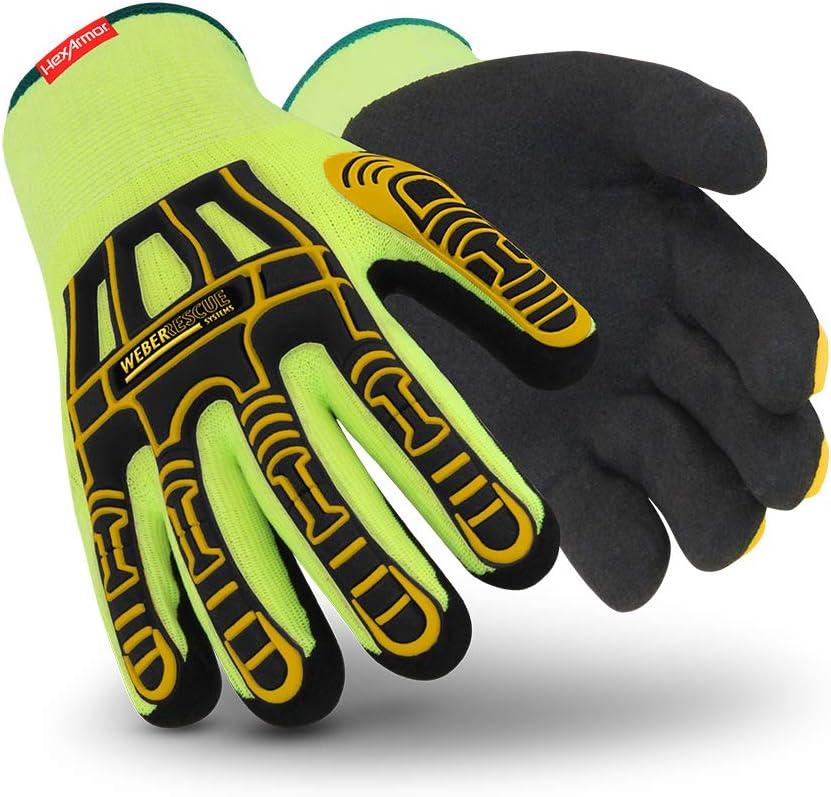 10/Perfekte Passform Handschuh 10/St/ück Gr/ö/ße 10/ resistex Light Grip 2 Honeywell 2232092