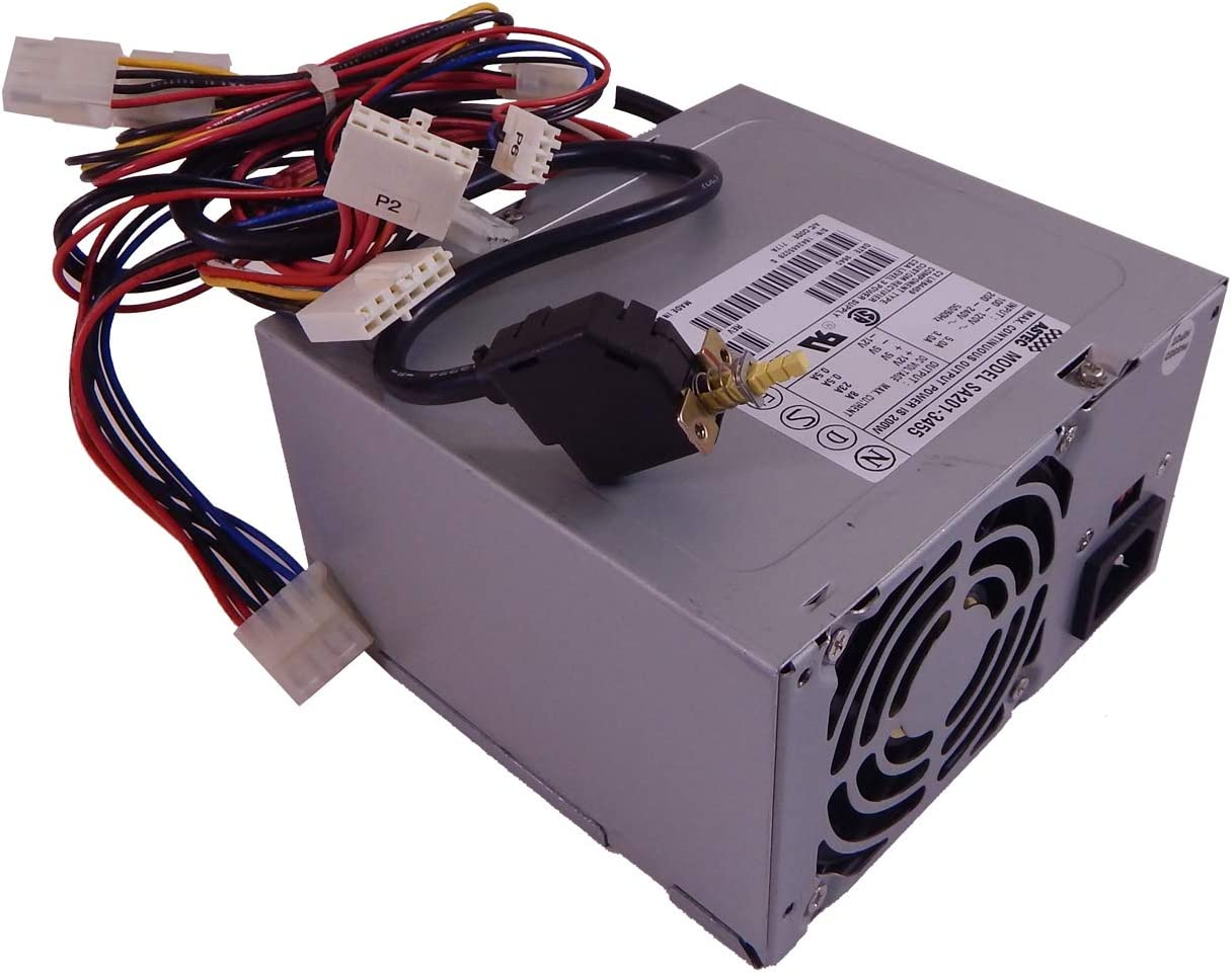 ASTEC SA201-3455 200 WATT Powersupply SA201-3455 ASTEC