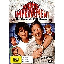 Home Improvement Season 5 | 3 Discs | NON-USA Format | PAL | Region 4 Import - Australia