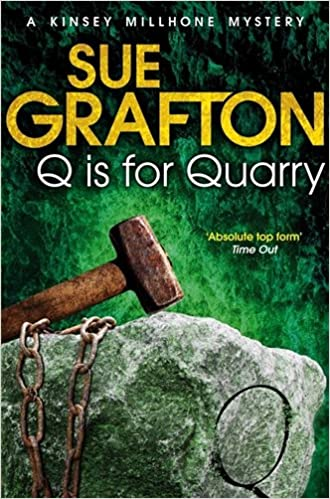 Book Q Is for Quarry