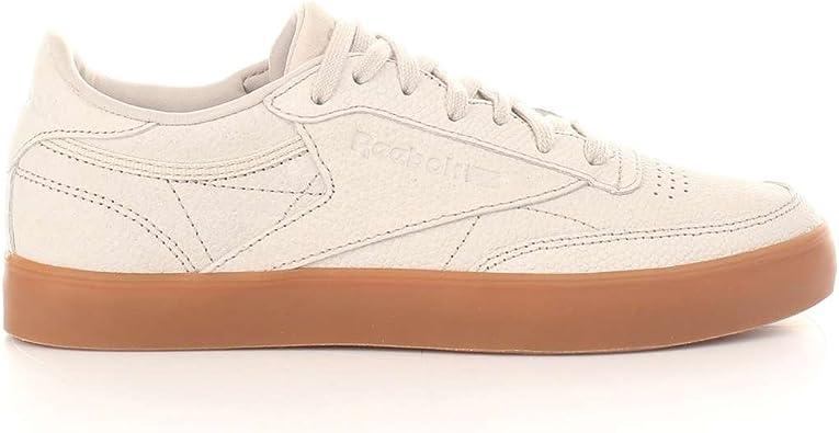 Reebok Club C 85 FVS PS Desert, Sneakers Basses Femme