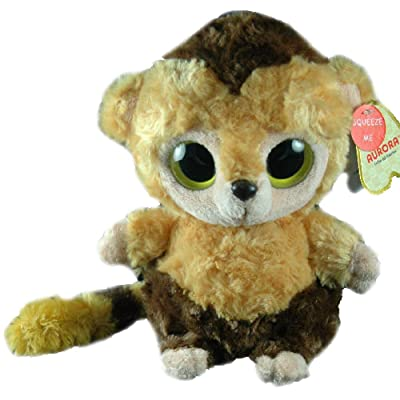 "YooHoo Capuchin with Sound 5"" by Aurora: Toys & Games"