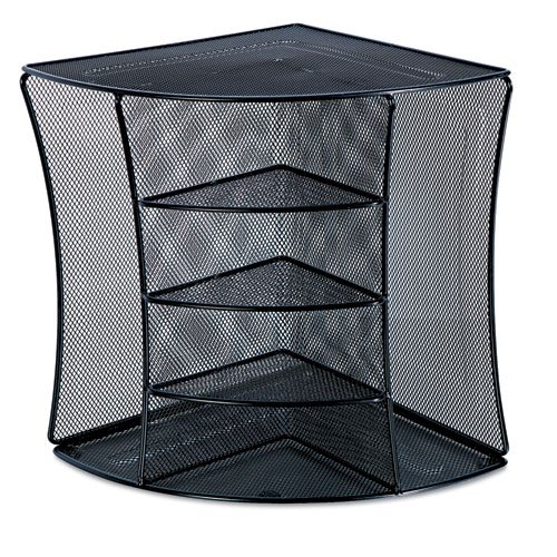 Universal® Mesh Desktop Corner Organizer