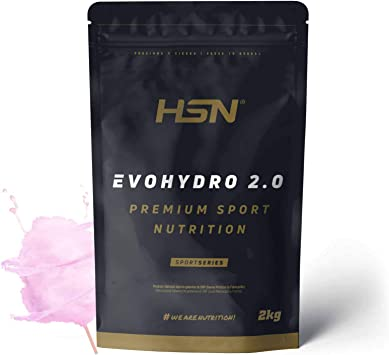 HSN Proteína Hidrolizada de Suero Evohydro 2.0 | Hydro Whey | A Partir de Whey Protein Isolate | Rica en BCAAs y Glutamina | Proteína Vegetariana, Sin ...