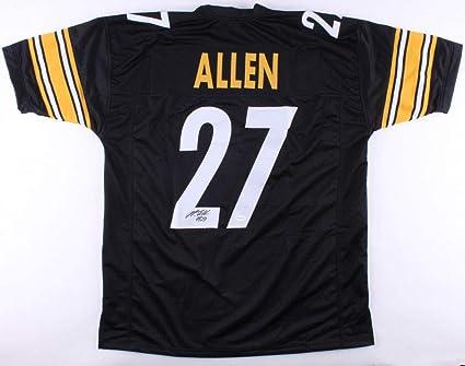 half off 60d9a 43869 Marcus Allen Autographed Signed Memorabilia Steelers Jersey ...