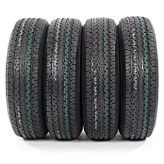 """Specifications: Material: Rubber O.D. : 28.1"""" 714mm S.W. : 8.85"""" / 225mm Tire Type: Special Trailer Tread Depth: 6.5mm Internal Construction: Radial Aspect Ratio: 75 Wheel Diameter: 15""""/ 38cm Weight: 105.82lbs / 48000g Feature: Designed fit f..."""