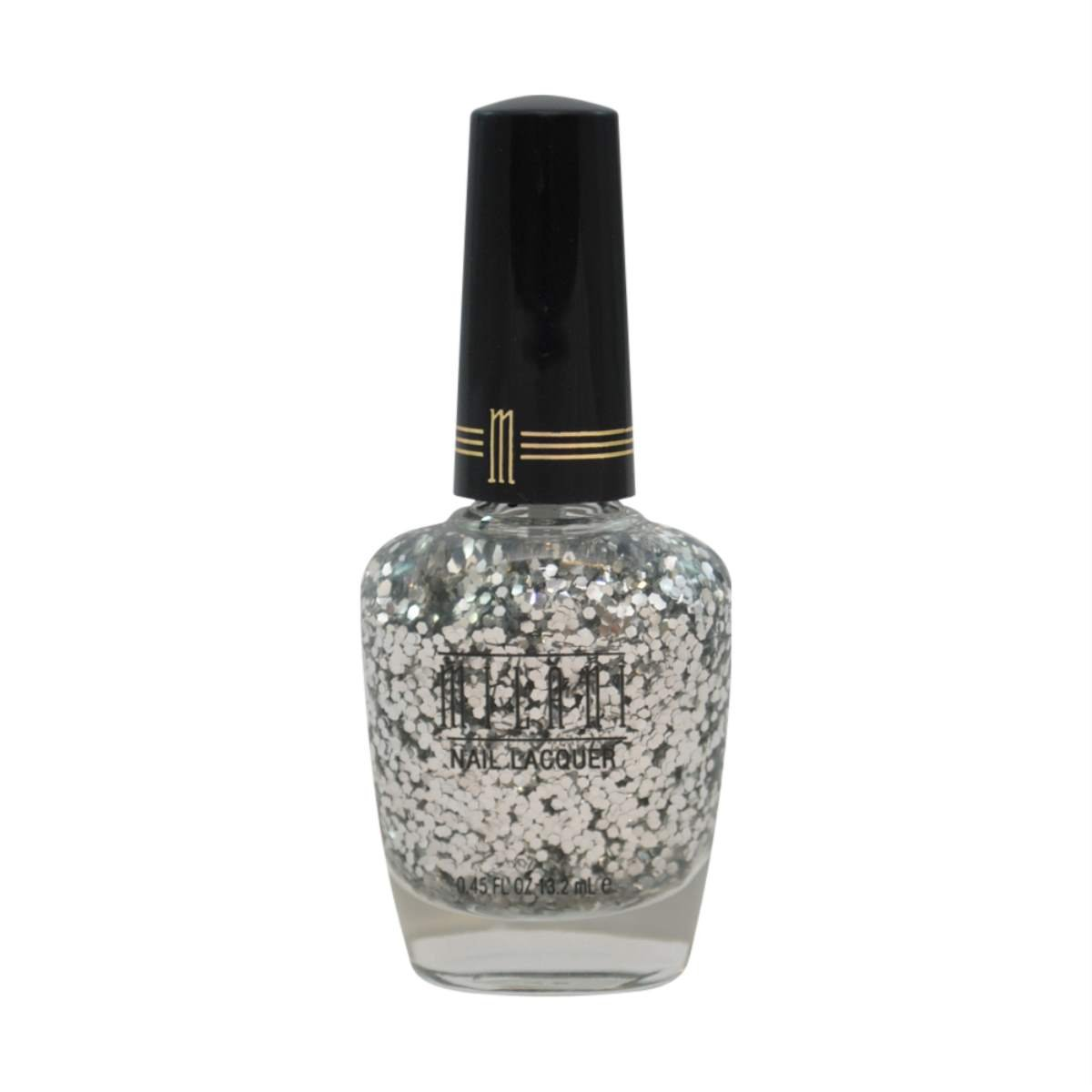 Milani Jewel FX Nail Lacquer - Silver